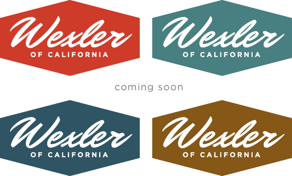 Wexler of California logo color group